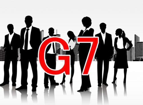 G7の国やGDPランキングを見て投資先を考えてみる。